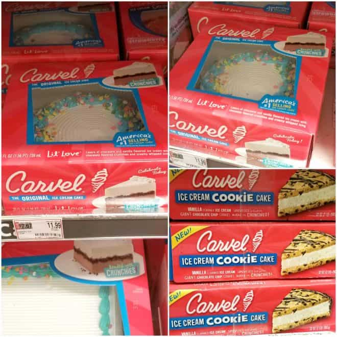 Birthday Party Cake - Find at your local grocer