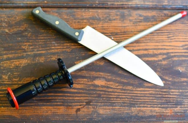 Sharpen Kitchen Knives Like a Pro