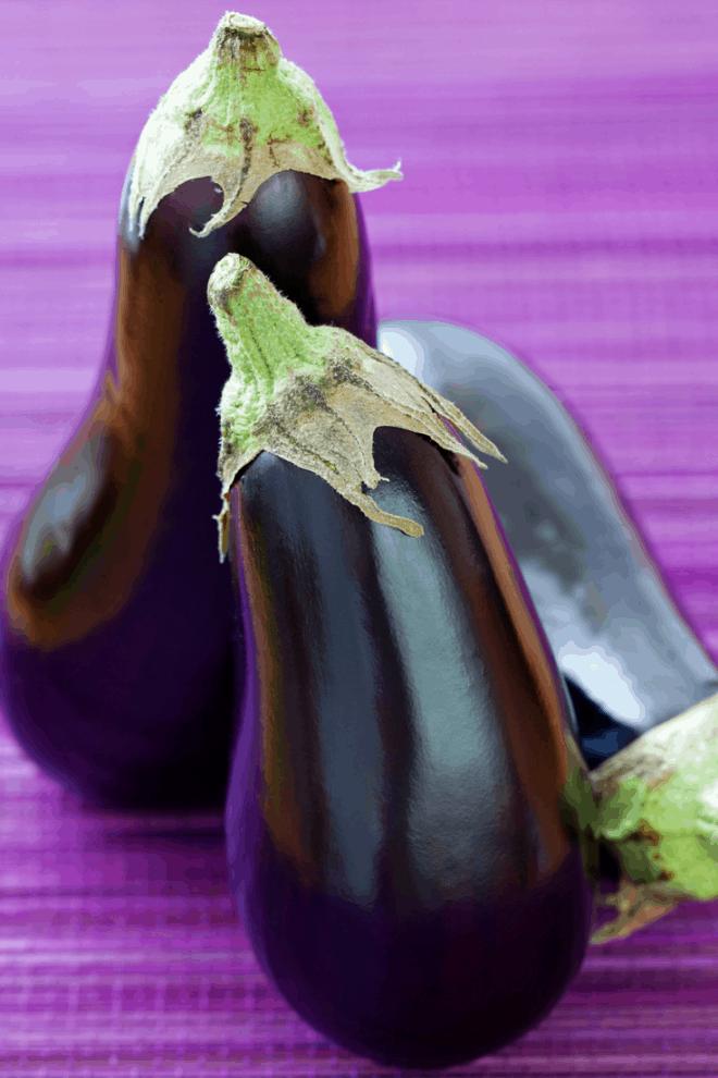 Eggplant for Sautéed Eggplant Recipe