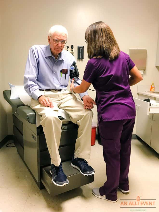 Clean Bill of Health - Aging Parents