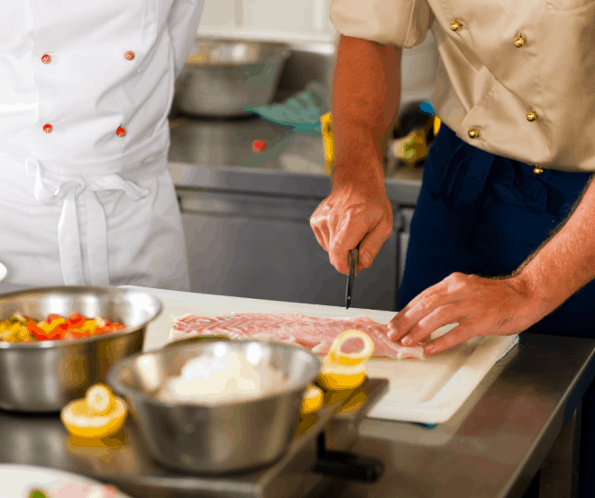 7 Career Choices for Health Nuts including becoming a chef