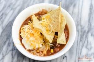 Recipe for Vegetarian Taco Soup