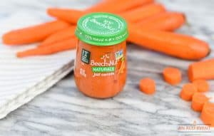 Just Carrots - Favorite Baby Food