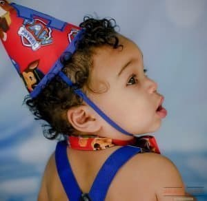 Paw Patrol Cake Smash Photo Shoot