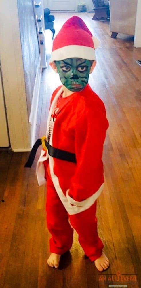 How the Grinch Stole Christmas - Costume