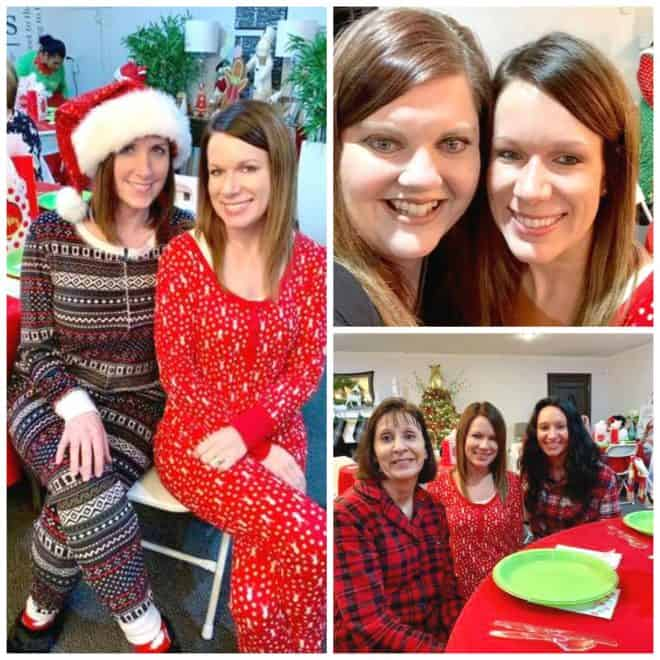 More PJ photos - Best Pajama Party