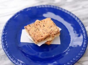 Toffee Pecan Pie Squares Recipe