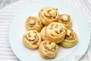 Sausage Pinwheels - Ready to eat!