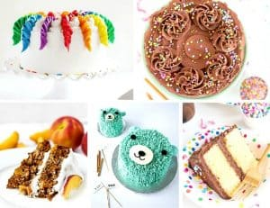 20 Gorgeous Birthday Cakes You Will Want to Make Soon