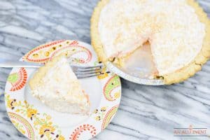 Grapefruit Pie is so delicious!