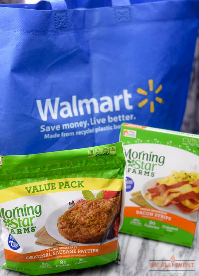 MorningStar Farm Products Available at Your Local Walmart