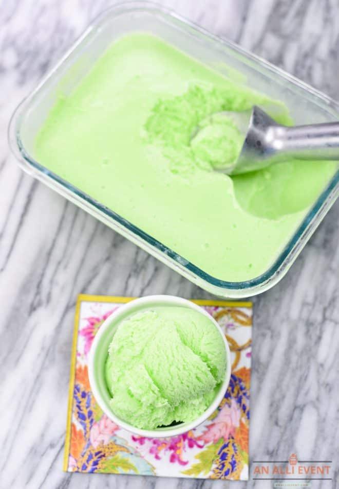How to Make Delicious 3-Ingredient Lemon-Lime Kool-Aid Sherbet