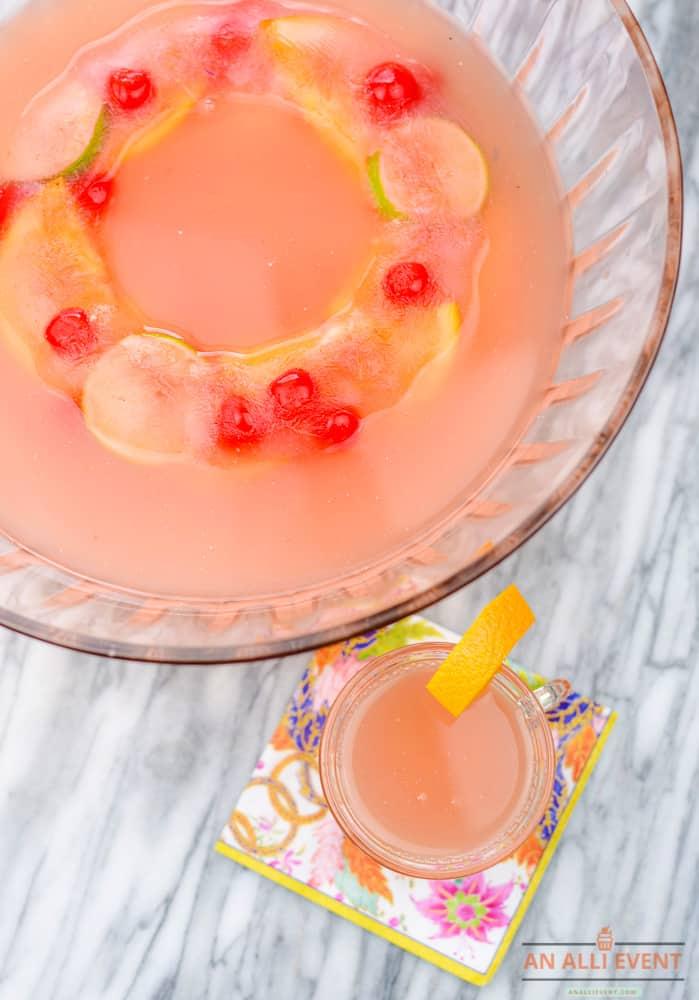 Tropical Tea Punch - Easy Recipe