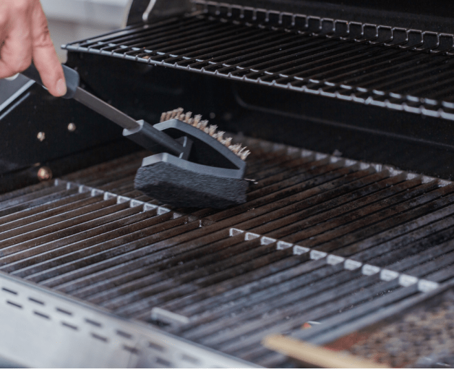 Tips on How to Clean Your Grill