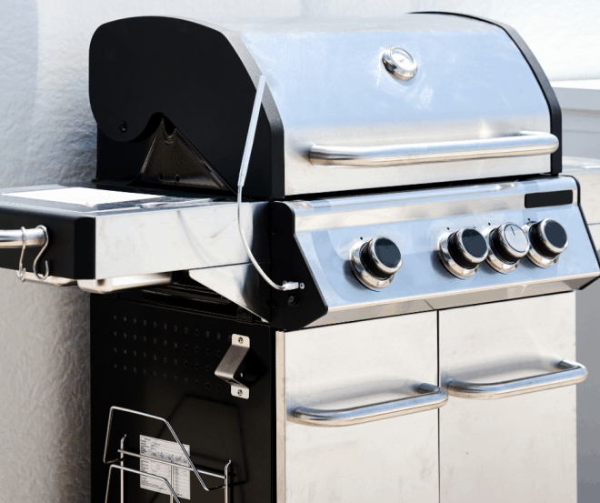 How to Clean Your Grill - Stainless Steel Gas Grill
