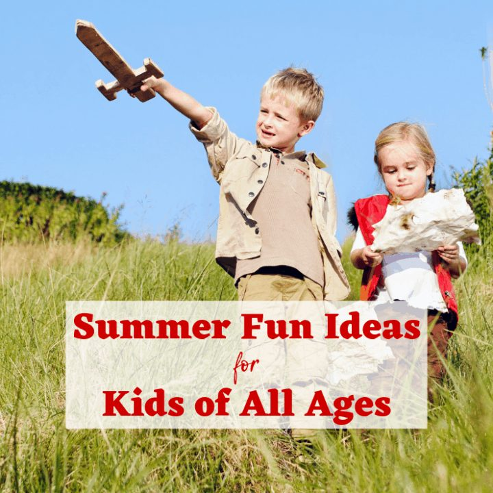 Summer Fun Activities for All Ages