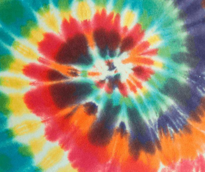 Tie Dye a T Shirt -