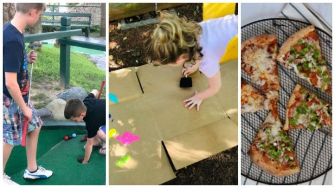 Fun Things to Do With The Kids This Summer