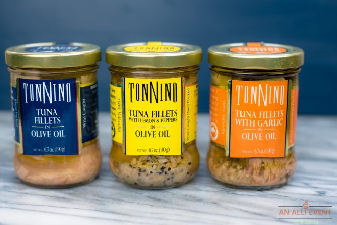 TonNino Tuna for salad
