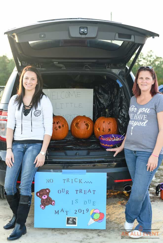 Baby On The Way - Trunk or Treat