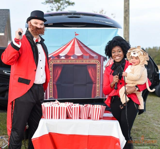 Circus Trunk or Treat