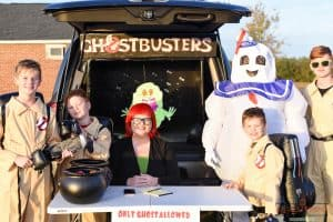 Ghostbusters Theme - Trunk or Treat