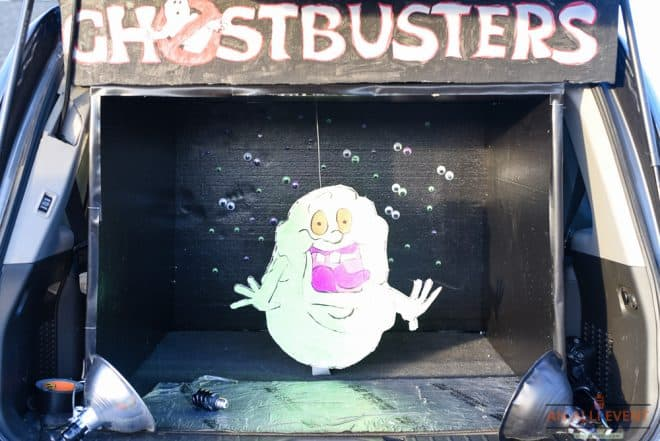 Ghostbusters Trunk