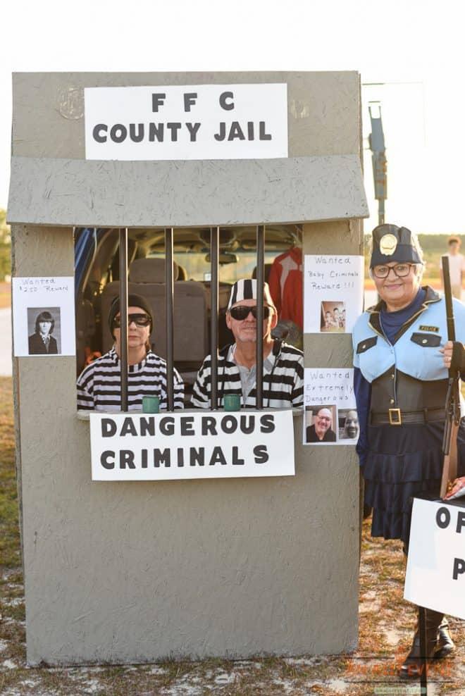 DIY County Jail