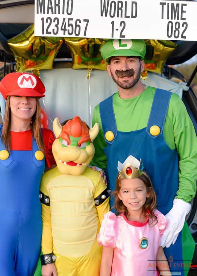 Mario World Trunk