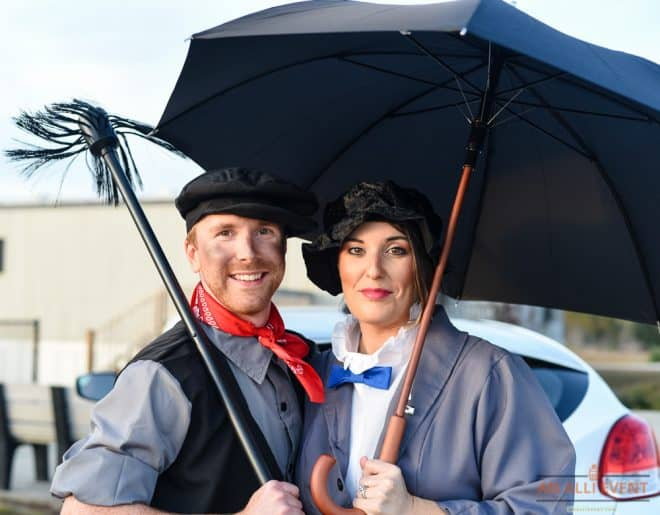 Mary Poppins Trunk or Treat