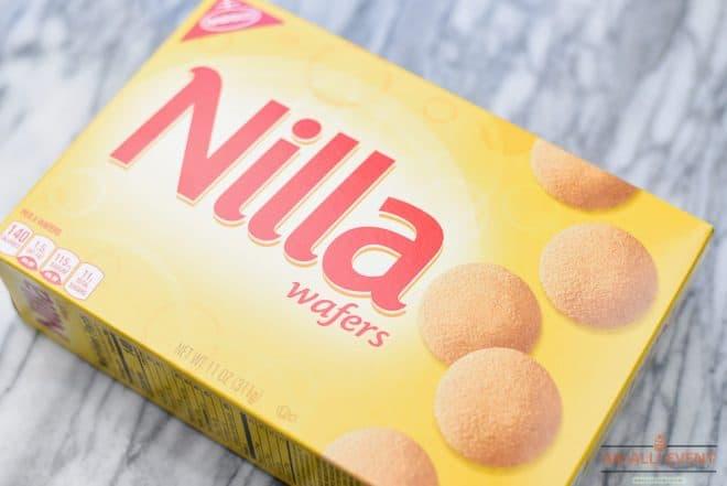Box of Vanilla Wafers