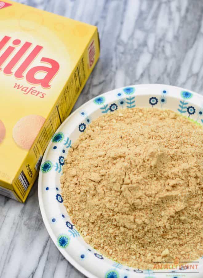 Vanilla Wafer Crumbs