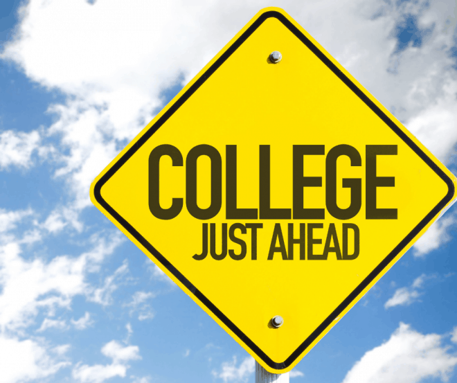 College Life - Just Ahead