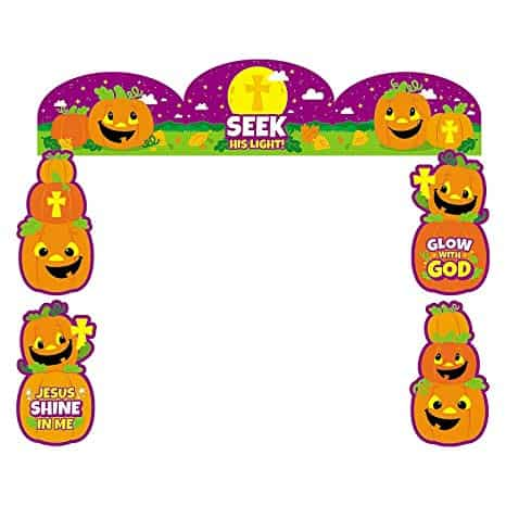 Fun Express Religious Trunk Or Treat Decorating Kit - 7 Pieces
