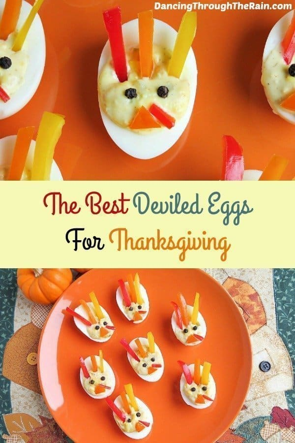 Best Deviled Eggs For Thanksgiving