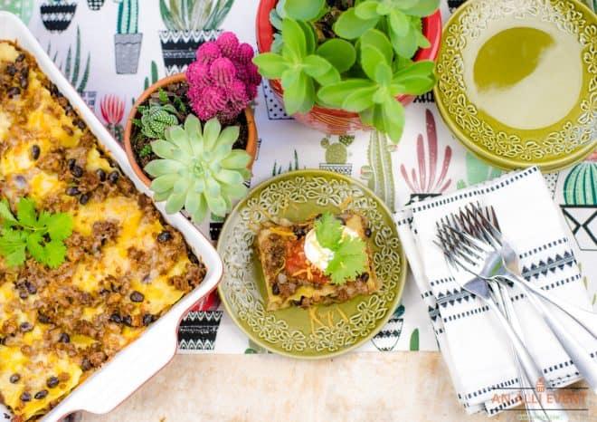 Mexican-Lasagna