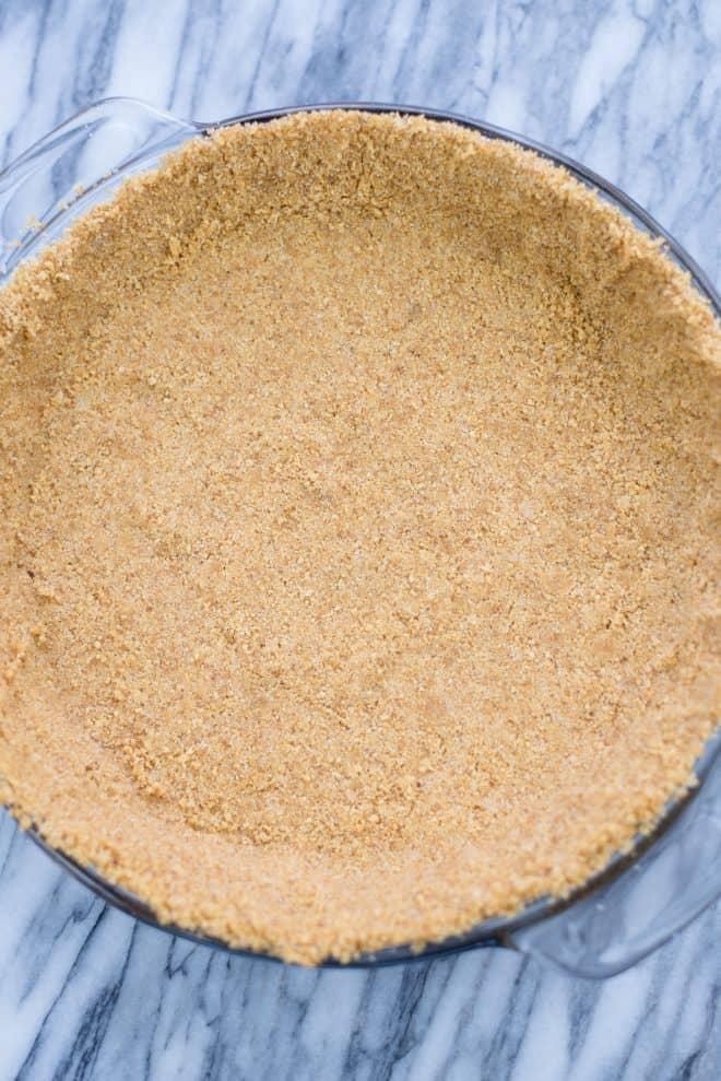 Homemade Graham Cracker Pie Crust