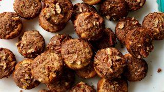 Low Carb Christmas Cookie, Grain Free Pecan Tassies