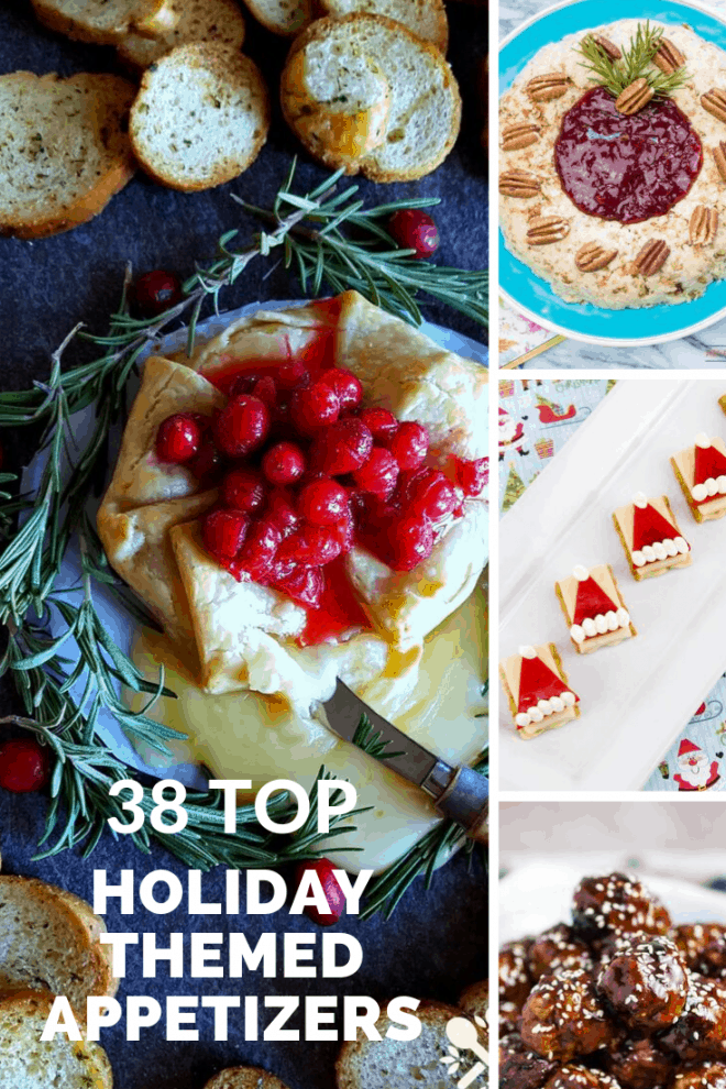 38 Best Holiday Appetizers
