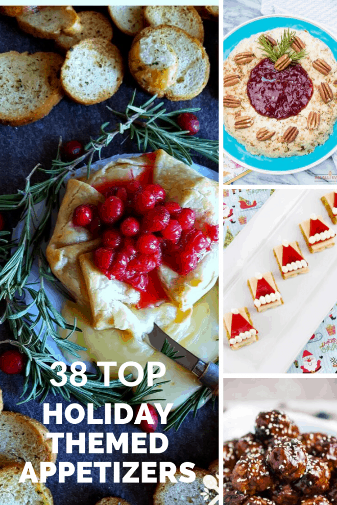 Best Holiday Themed Appetizers