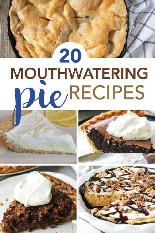 Mouthwatering Pie Recipes