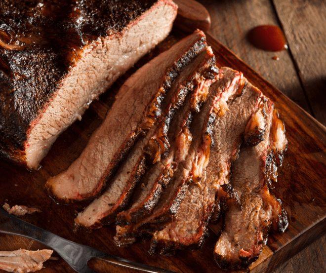 Sliced Beef Brisket