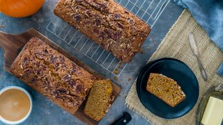 How to Cook a Whole Pumpkin and Recipe for Pumpkin Gut Bread