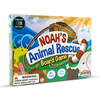 Noah's Animal Rescue!