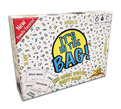 It's in The Bag! - Newest Game for Family