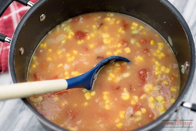 Stew-Boiling