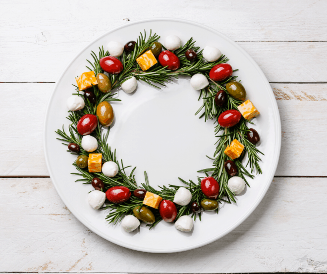 Rosemary-Wreath
