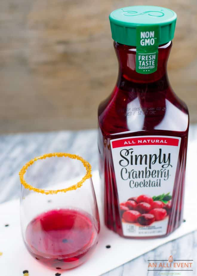 Simply-Cranberry