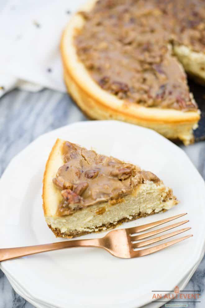 Praline-Cheesecake
