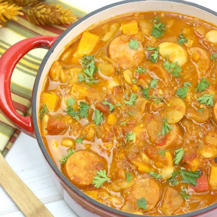 Spanish-Sausage-Sweet-Potato-Stew